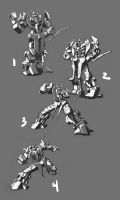 Shattered Glass Abominus by FunPubComics