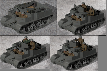 Valkiir MKIV Universal carrier by wbyrd