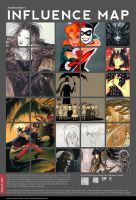 Influence Map by pupukachoo