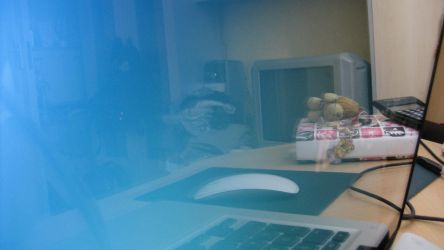 MacBook Pro Display Reflection by sirkassy