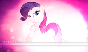Rarity Wallpaper by KrewellaHanoi