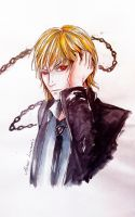 Kurapika by AbussLunaris