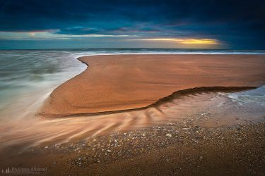 Sand Wave by Philippe-Albanel