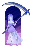 Contest Entry - Lilac Pearl by Toxic-Asylum