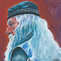 Dumbledore by ssava