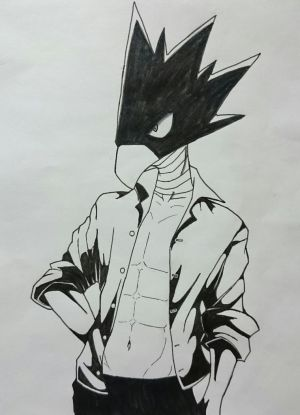 Mating Dance (Tokoyami Fumikage x Reader) by LordSister on DeviantArt