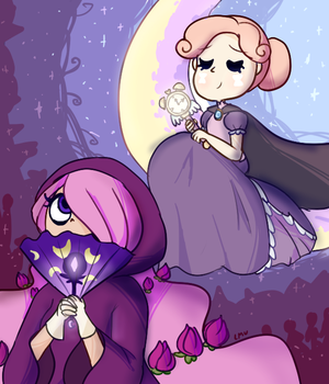 Mysterious Queens by Larimarine