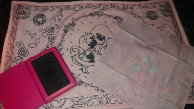 Set of Utena items (2018 releases) by avaneshop