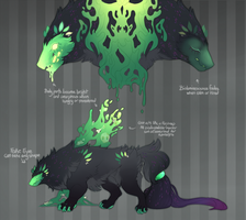 Voebeast Spoopy Adopt Auction - [CLOSED] by Kasmut