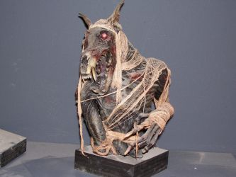 Necrothrope Maquette 1 by Trapjaw