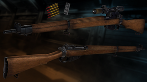 [SFM] Lee Enfield by Jacob-LHh3