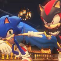 MMD GIF Sonic Shadow 2006 preview by 495557939