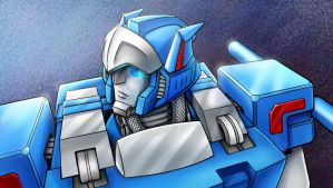Toaster MTMTE version color by lucycat410