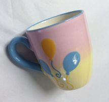 My Little Pony Pinkie Pie Mug by AliceDreamChaser
