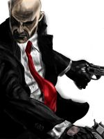 Hitman, Agent 47 by bennyby677