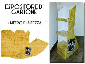 Graphic design for a Shop Display by AltroEvo