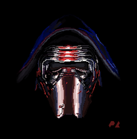 Kylo Ren by captainslow48