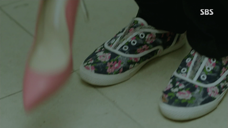 [GIF] Gong-shil's Pink Pump by Nintendorkly