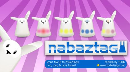 Nabaztag Icons by TPDKCasimir
