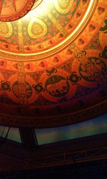 Ceiling by Kait-The-Fearless