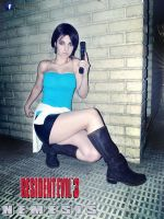 Jill Valentine re3 by JillStyler