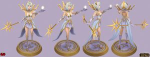 Lux Light TurnAround by YBourykina