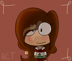 A Festive Poptropican by happyclonetrooper