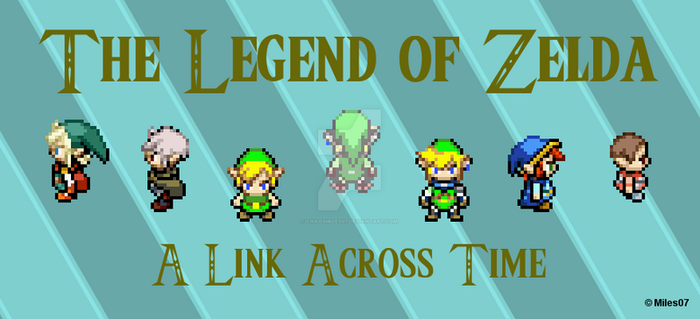 A Link Across Time - Pitch Banner by ChaosMiles07