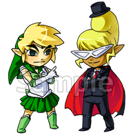 In the name of Hyrule by invertings
