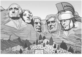 Presidents Day by The1Kaiser