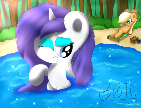 Lake by Bronybehindthedoor