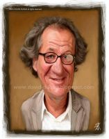 Geoffrey Rush by David-Duque