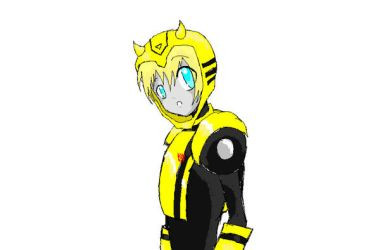 Bumblebee My Style by KEEBsification