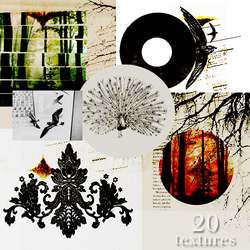 20 textures by the-time-turner