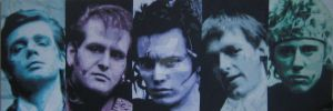 Adam and the Ants II by AGirlCalledCatherine