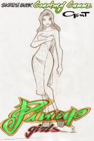 Pinup toon3 by celaoxxx
