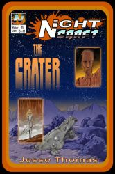 Night Craft #5 Front Cover by JesseThomas7800