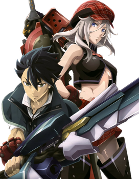 God Eater Render by Infamous20666