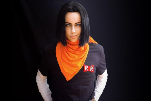 Android 17 by KasuzameYuu