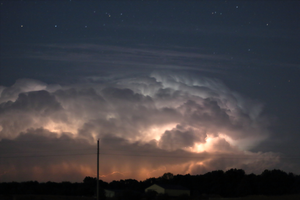 05-19-2018, NW Missouri Thunderhead by WxKnowltey