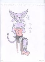 Espeon capture and struggle by sonic-the-cool-man