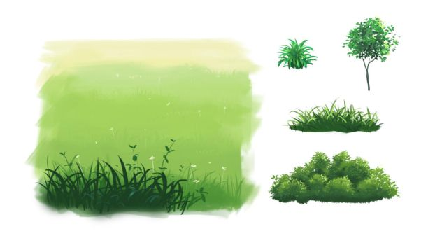 Foliage by mclelun