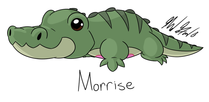Morrise by CHAOKOCartoons