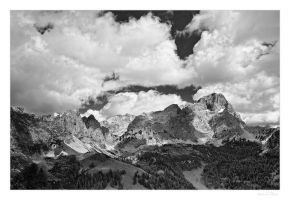 Mighty Clouds by AndreasResch