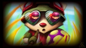 Teemo- Love at First Sight by iamtretre