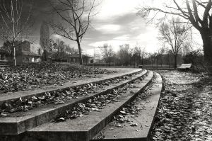 perspective of steps by Itapao