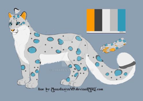 Koete  (Beyond) the Snow Leopard by Coraiden