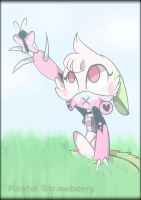 .:catching butterflies:. by Pastel-Strawberry