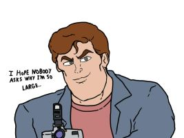 Peter Parker - Spider-Man The Animated Series by Agent-Jin