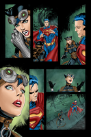 Injustice Sequential by J-Skipper